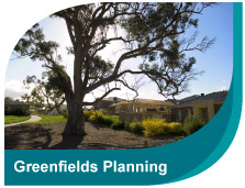 MPA Greenfields Planning